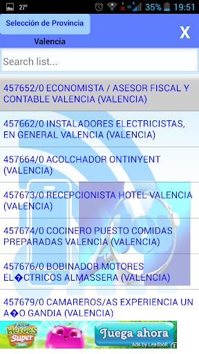 EmpleoCV 2.0 screenshots 4