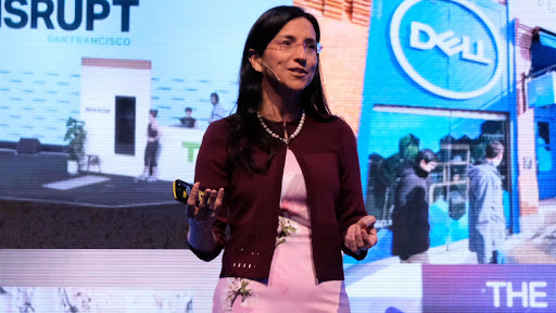 Patricia Florissi, VP and global CTO for sales at Dell.