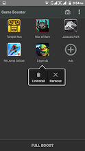 Game Booster screenshot thumbnail