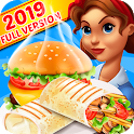 Fast Food Craze - Kitchen Cooking Games Madness icon