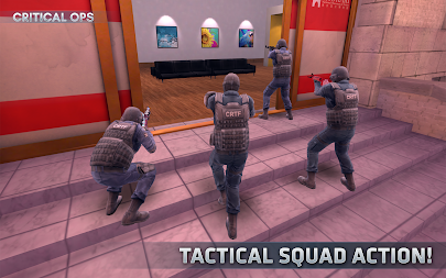 Critical Ops APK screenshot thumbnail 15