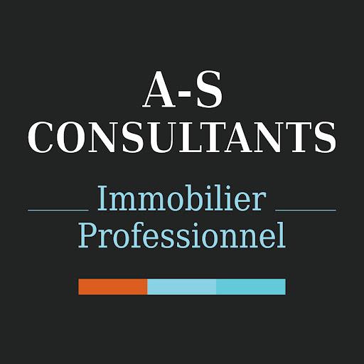 Logo de A - S CONSULTANTS IMMOBILIER