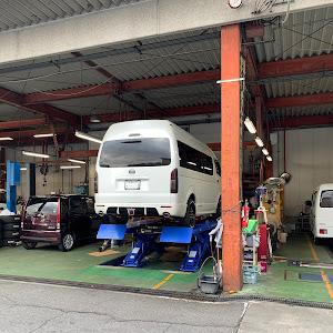 ハイエース スーパーロング  4型後期スーパーロング特装4WDののカスタム事例画像  tetsuyaさんの2018年12月14日09:21の投稿