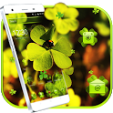 Lucky Clover Theme for St. Patrick 2018 icon