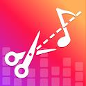 Song Clip - Crop Music - Cut Music - Cut Audio icon