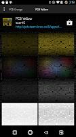 Screenshot of PCB Yellow ⁞ TSF Shell 3 Theme