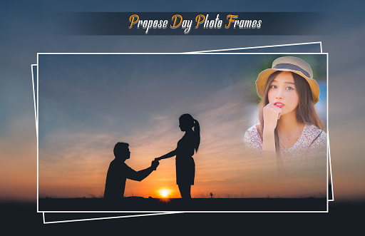 Propose Day Photo Frames