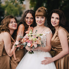 Wedding photographer Vladimir Peskov (peskov). Photo of 16.10.2017