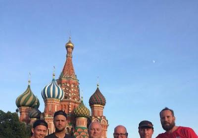 RWDM on tour : de Molenbeek à Moscou, ils suivent les Diables