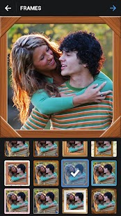 Wooden Photo Frames for IG™ Screenshot