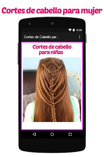 玩免費遊戲APP 下載Cortes de Cabello para mujer app不用錢 硬是要APP