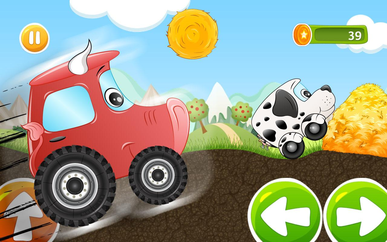 Kids Car Racing game – Beepzz- screenshot