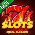Real Casino - Free Vegas Casino Slot Machines icon