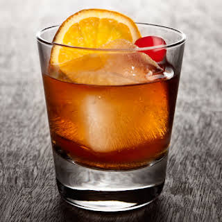 Bourbon Old Fashioned.