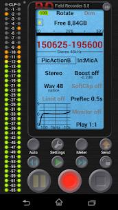 Field Recorder 9.2 Mod APK Updated 1
