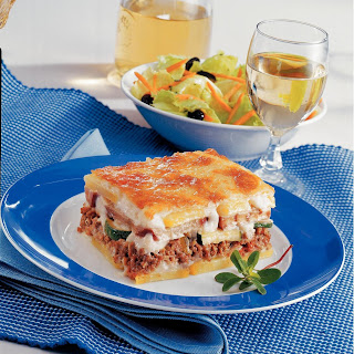 Moussaka No Tomatoes Recipes.