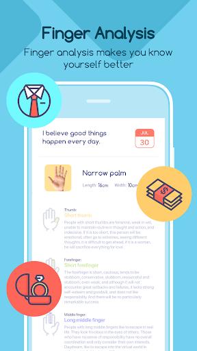 Life Palmistry - AI Palm &  Gender & Prediction 1.9.0 screenshots 2