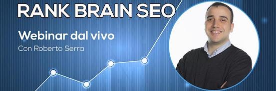 Webinar: Rank Brain SEO 2020