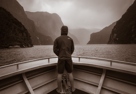 Malinconia nei fiordi di ilariucci