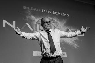 Photo: Todo estaba preparado. La fiesta de la ciencia podía comenzar. ¡Bienvenidos a Naukas Bilbao 2015!