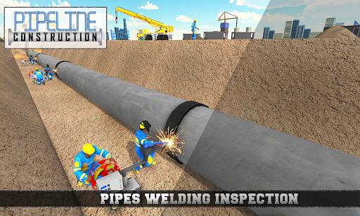 City Pipeline Construction: Plumber work 1.0 screenshots 4