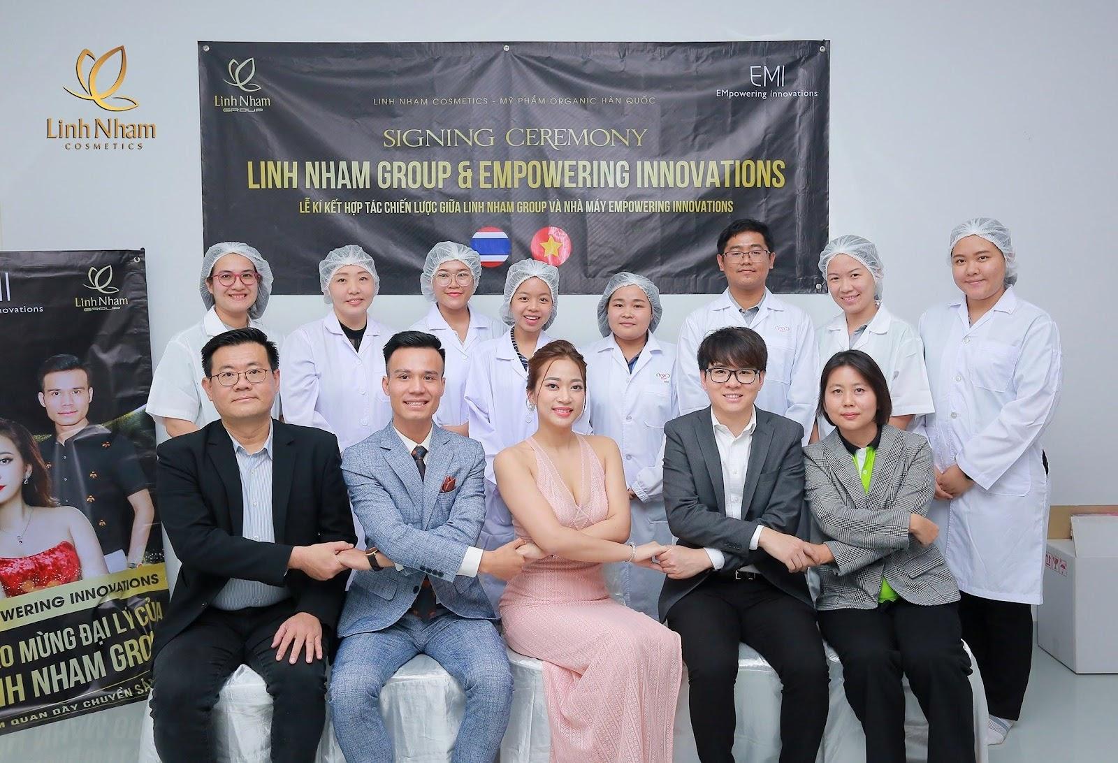 Linh Nham Group – Nhà tài trợ Kim cương tại Hội nghị sức khỏe sắc đẹp toàn diện và xu hướng ngành làm đẹp 2021 - Ảnh 3