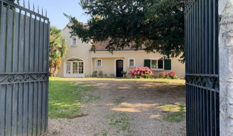 Maison avec piscine et jardin La Croix-en-Touraine
