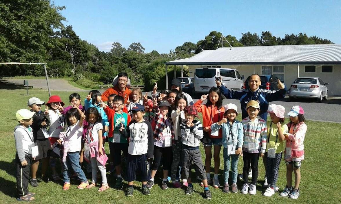 2016 StJohn P&G Matamata Camp