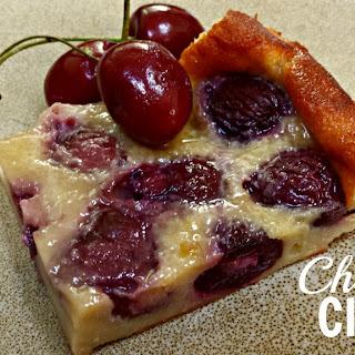 Cherry Clafouti.