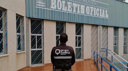 Grupo Control vigilará el edificio de la sede institucional del BOJA en Sevilla