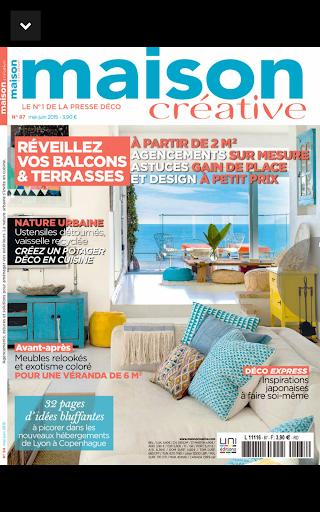 Maison Créative - Le magazine