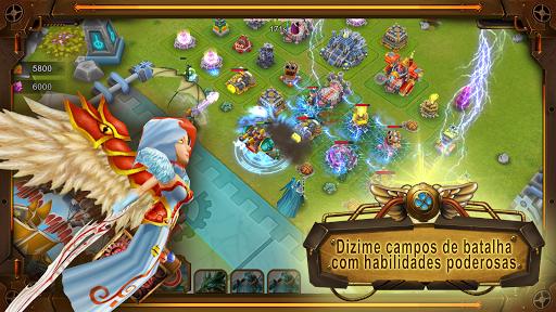Atlantis: jogo de guerra 3D