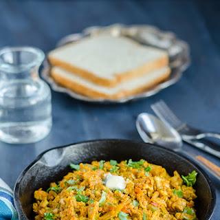 Mumbai Style Egg Bhurji Recipe