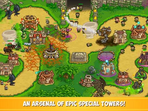 Kingdom Rush Frontiers apkdebit screenshots 9