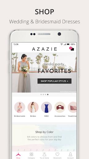 3acc274c62c Azazie  Wedding   Bridesmaid   Flower Girl Dresses APK download ...