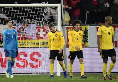Les Diables Rouges prennent cinq coups de couteaux suisses et manquent le Final Four !