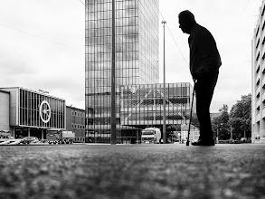 Photo: Messe Basel...  #street #streetphotography #shootthestreet  #blackandwhite #blackandwhitephotography #bw #monochrome