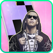 Tải Daddy Yankee Dura Piano Tiles APK