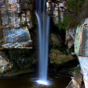 Rock City Falls by Jermaine Pollard - Landscapes Waterscapes (  )