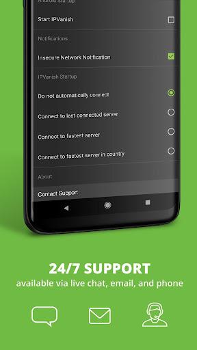 IPVanish VPN: The Fastest VPN 3.4.4.2.87362 Screenshots 6