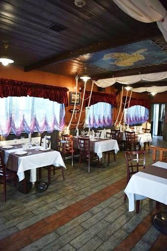 Зал ресторана «У Флинта» в ресторане Элит Кроус для свадьбы 2