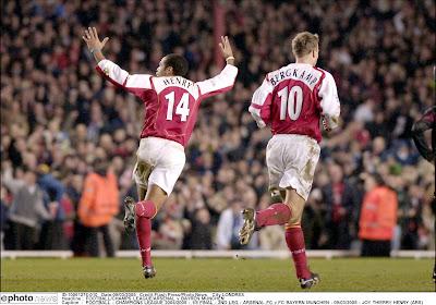 Arsenal racheté, trois légendes impliquées?