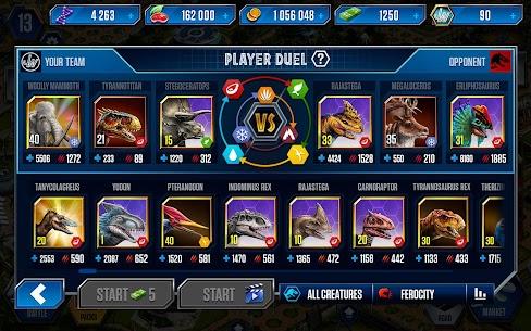 Jurassic World: The Game Mod Apk 1.40.11 6