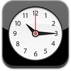 아이폰/아이팟터치 시계
