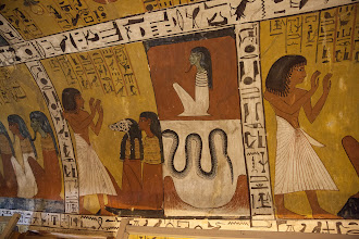 Photo: TT 1 Tomb of Sennedjem
