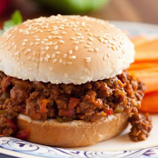 Delicious Sloppy Joes II