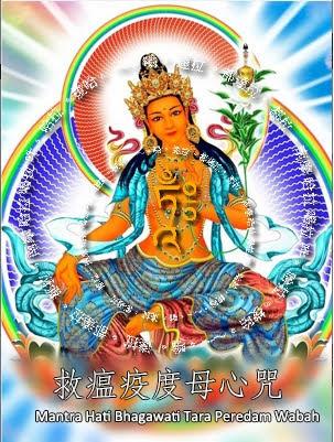 Multimedia Suara Mantra Tara Peredam Wabah