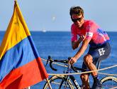 🎥 Na stom accidentje bewijst Urán dat hij wel degelijk handig is: renner kan met gebroken teen toch trainen