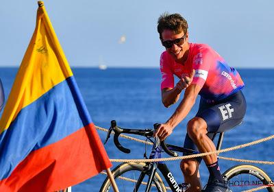 """Het herstel van Rigoberto Uran verloopt traag: """"Ik hoop om in december weer op de fiets te zitten"""""""