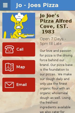 Jojoes Pizza Perth